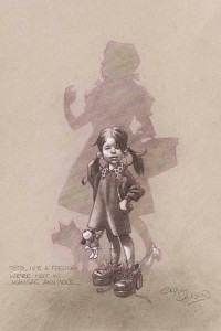 Art by Craig Davison